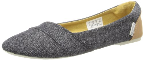 KEEN Women's Cortona Ballet Flat,Midnight Navy,7.5 M US