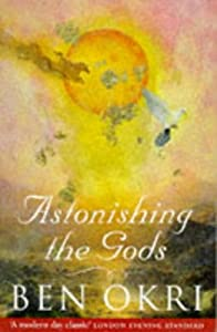 "Cover of ""Astonishing the Gods"""