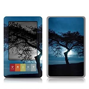 Stand Alone Design Protective Decal Skin Sticker for Barnes and Noble NOOK (Black and White LCD) E-Book Reader - High Gloss Coating