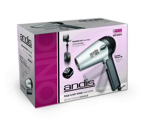 Andis RC 2 Ionic1875W Ceramic Hair Dryer With Folding