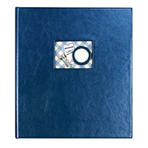 CR Gibson Blue Plate Special Pocket Page Recipe Book