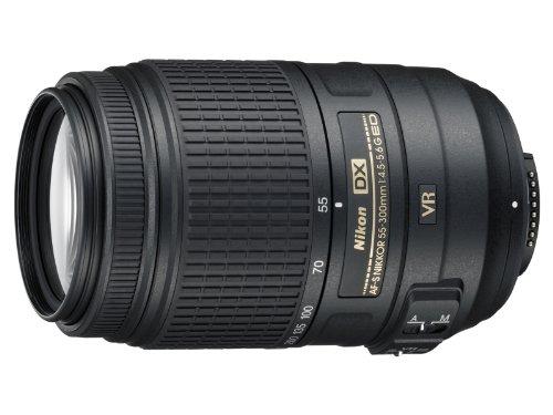 Nikon 望遠ズームレンズ AF-S DX NIKKOR 55-300mm f/4.5-5.6G ED VR ニコンDXフォーマット専用