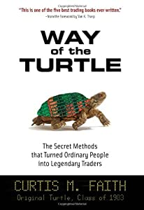 "Cover of ""Way of the Turtle: The Secret M..."
