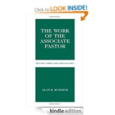 The Work of the Associate Pastor (Work of the Church)