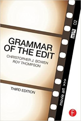 The Grammar of the Edit Review
