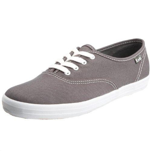 Keds Champion CVO WF34698, Damen, Sneaker, Grau (steel grey), EU 42 (UK 8) (US 10.5)