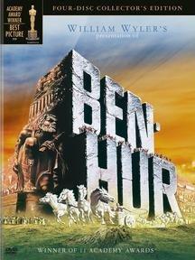 "Cover of ""Ben-Hur (Four-Disc Collector's ..."