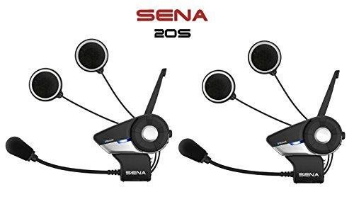 SENA(セナ) Bluetooth インターコム SMH-20S デュアル