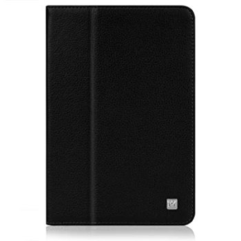 CaseCrown Bold Standby Case (Black) for Apple iPad Mini 7.9 Inch Tablet (Built-in magnetic for sleep / wake feature)