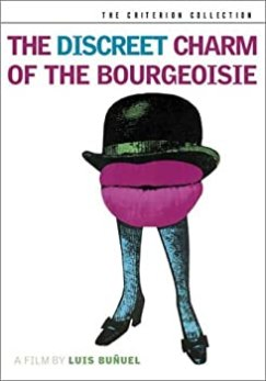 """Cover of """"The Discreet Charm Of The Bourg..."""