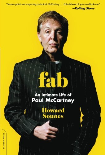 Fab: An Intimate Life of Paul McCartney by Howard Sounes, Mr. Media Interviews