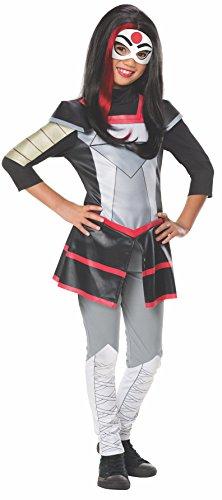 Rubie's Costume Kids DC Superhero Girls Deluxe Katana Costume, Large