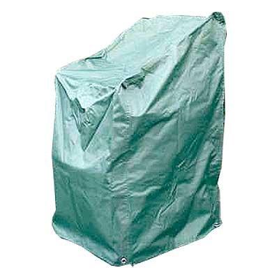 Schutzhülle, Haube, Abdeckung, Wetterschutz für Stapelstühle