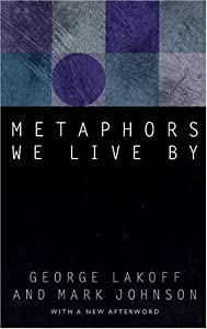 "Cover of ""Metaphors We Live By"""