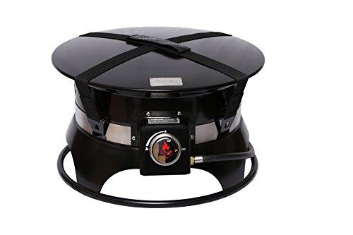 Outland Firebowl Premium Portable Propane Fire Pit | Best ... on Outland Firebowl Propane Fire Pit id=30148