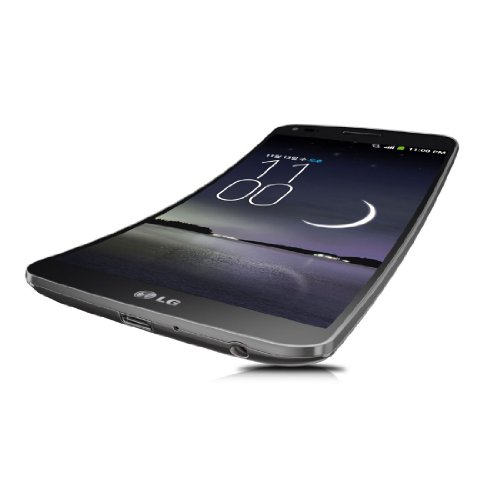"LG G FLEX LG-F340 Real Round Curved Display smart phone Factory unlocked 6"" screen"