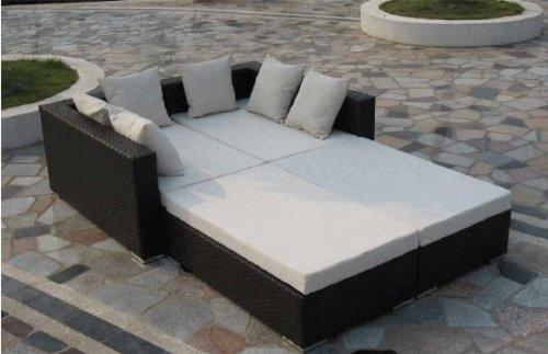 Poly-Rattan Gartenmöbel von PRIME TECH® 'Modell MARBELLA'