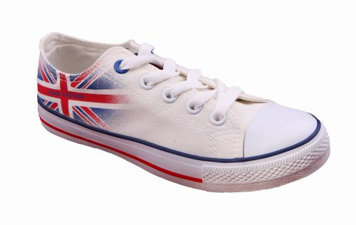 PEAK Sneaker Damen London weiss 38