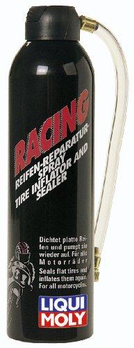 Liqui Moly 1579 Racing Reifen-Reparatur-Spray, für Motorräder, 300 ml