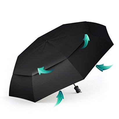 60-MPH-Unbreakable-Travel-Umbrella-Windproof-Tested-by-Skydivers-in-The-Worlds-Fastest-Wind-Tunnel-BEWARE-of-False-Claims-Lifetime-Replacement-Auto-Open-Close-Vented-Double-Canopy