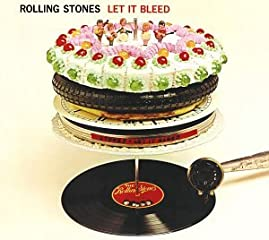 "Cover of ""Let It Bleed"""