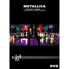 Metallica & San Francisco Symphony Orchestra Metallica S&M Nothing Else Matters Music Videos Video Clip Song Lyrics Videoclipe Video Clipe Letras de Musica Fotos
