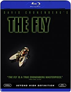 "Cover of ""The Fly [Blu-ray]"""