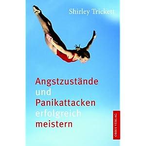 Shirly Trickett ist selbst Betroffene einer Angststörung, hat aber gelernt mit dieser zivilisationskrankheit umzugehen. Sie arbeitet als Therapeutin und Autorin zahlreicher erfolgreicher Bücher.