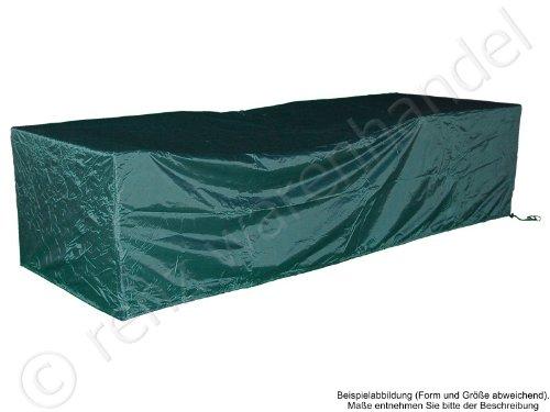 abdeckplane abdeckhaube f r gartenm bel ma e 183cm x 93cm x 64cm gartenm bel bis 30. Black Bedroom Furniture Sets. Home Design Ideas