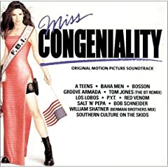 Miss Congeniality: Original Motion Picture Soundtrack (2000 Film)