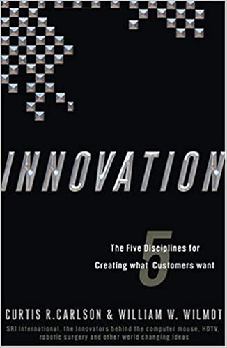 Innovation - The Five Disciplines for Creating What Customers Want
