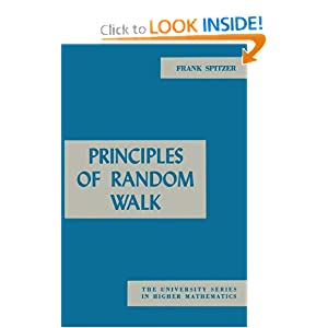 Principles of Random Walk. (ZZ) (Graduate Texts in Mathematics) Frank Spitzer