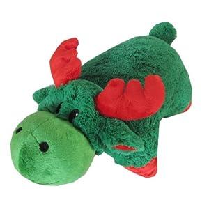 anne black diary pillow pets christmas moose pillow pet green moose 19 large stuffed plush animal best deal