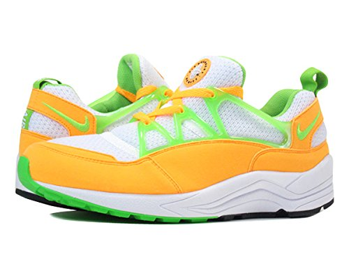 [ナイキ]NIKE AIR HUARACHE LIGHT ATOMIC MANGO/ACTION GREEN/WHITE[並行輸入品] [ウェア&シューズ]
