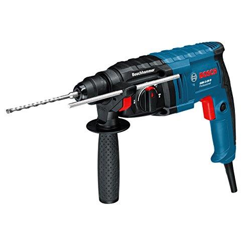 41HiDj3LSeL - BEST BUY #1 Bosch GBH 2-20 D Professional SDS Hammer Drill 240V