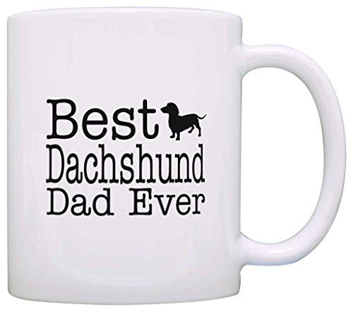 Best Dachshunddad Coffee Cup
