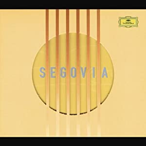 Recensione - The Segovia Collection - Andrés Segovia