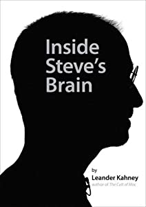 "Cover of ""Inside Steve's Brain"""