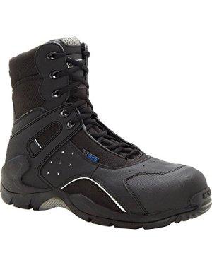 Rocky Men's 8 Inch 1st Med 911-113 Puncture Resistant Work Boot,Black,13 M US