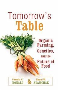 "Cover of ""Tomorrow's Table: Organic Farmi..."