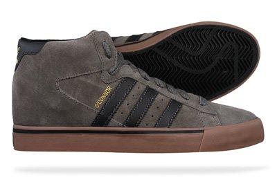 Sneaker adidas Campus Vulc Mid iron/black1 9.0