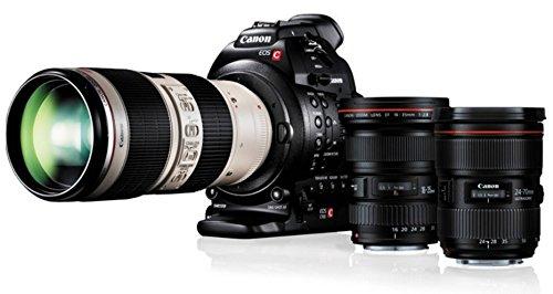 Canon C100 Cinema EOS Camera (Body Only)