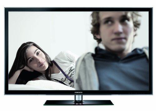 Samsung UE46D5000PWXZG 116 cm (46 Zoll) LED-Backlight-Fernseher, Energieeffizienzklasse A (Full HD, 100Hz CMR, DVB-T/C, CI+) schwarz