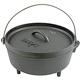 perfect chili cast iron dutch oven