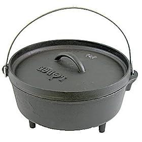 perfect chili cast iron dutch oven
