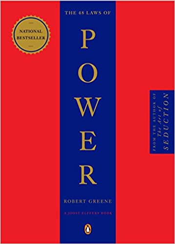 48 Laws of Power Robert Greene Overcome Approach Anxiety Masculine Epic