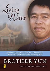 """Cover of """"Living Water: Powerful Teaching..."""