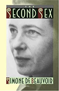 "Cover of ""The Second Sex"""