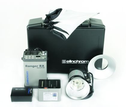 Elinchrom EL 10282 Ranger RX Speed AS Set
