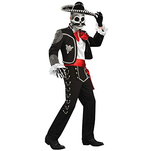 Rubie's Costume Co Men's Grand Heritage El Senor Costume